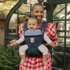 Ergobaby Omni 360 Fleurs de Californie - Porte-bébé Évolutif 4 Positions