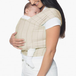 Ergobaby Will be Light Grey Starry - elastic Sling