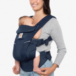 Ergobaby Omni Breeze Bleu Nuit, porte-bébé