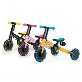 Kinderkraft 4Trike - tricycle et draisienne évolutive 3 en 1