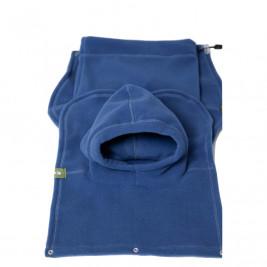 Lennylamb muffler For Two-Blue
