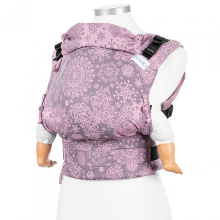 Fidella Fusion baby carrier Iced Butterfly Violet