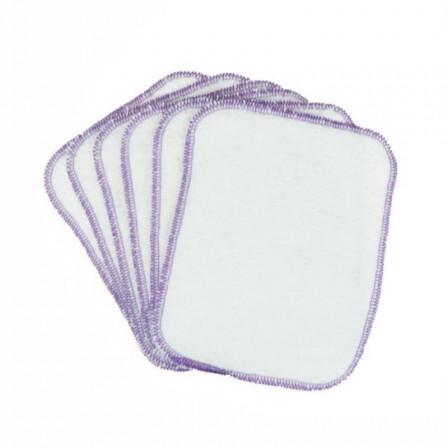 Lingettes lavables BilliesBox - lot de 6