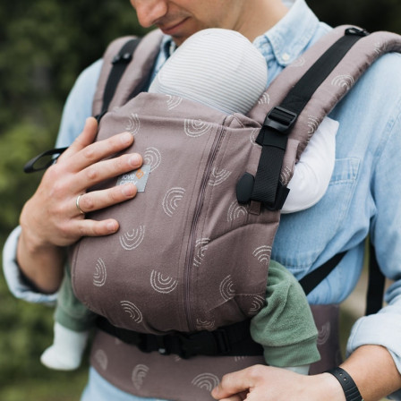 Love and Carry ONE + Cool Hope - Porte-bébé physiologique