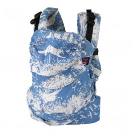 Emeibaby Easy Babysize Full Forest Blue