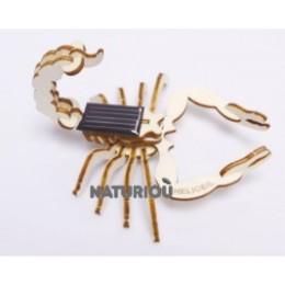 Maquette scorpion solaire Héliobil