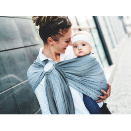 copy of Little Frog Ring Sling - Carbon Harmony