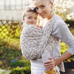 copy of Little Frog Baby wrap - Golden Cube