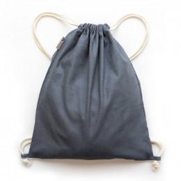Limas sac à cordon – Anthracite