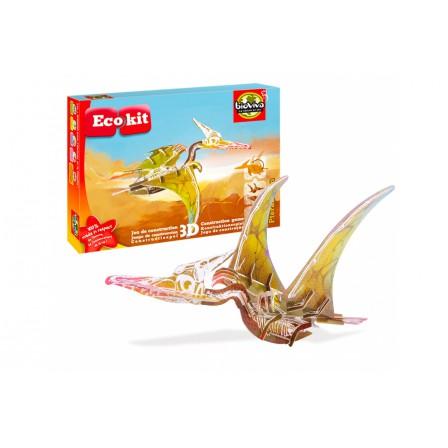 Ecokit puzzle Pteranodon Bioviva