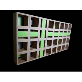 Cube carton Graf design et modulable