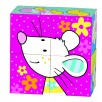 Puzzle cubes, the friends of Susibelle animals mouse