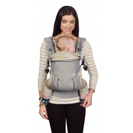 Ergobaby 360 Baby Carrier - Bundle of Joy Grey