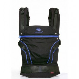 Manduca Baby Carrier Blackline Blue