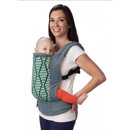 Porte-bébé ergonomique BOBA 4G Coton Bio Verde