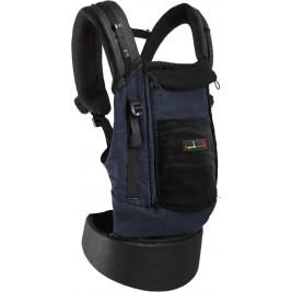 PhysioCarrier JPMBB Cuir Artificiel Noir - BLEU NUIT poche Noir