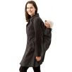 Trench Coat clothing portage and pregnancy Mamalila