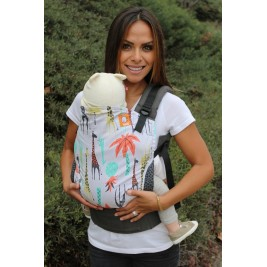 Baby carrier Tula Toddler Tropical Tower