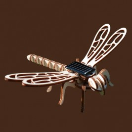 Model Dragonfly solar Héliobil