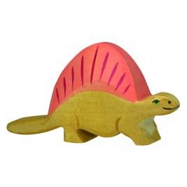 Dimétrodon dinosaure Holztiger