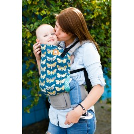 Baby carrier TULA Toddler Gossamer