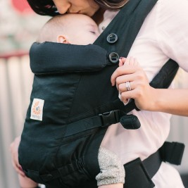Ergobaby Baby carrier Adapt Black