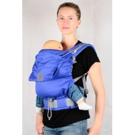 Porte-bébé pas cher P4 LLA Bleu Klein
