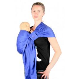 Ring sling Daïcaling Bleu Klein Ling Ling d'Amour
