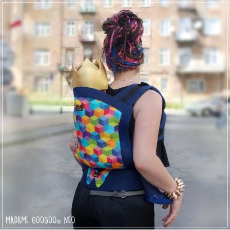 Madame Googoo Neo Print Toddler Urbanista