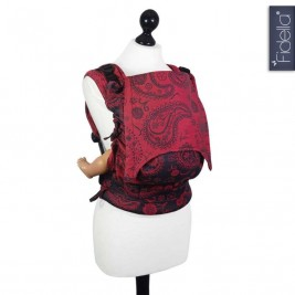 Onbuhimo Fidella Persian Paisley Hot Lava Limited Edition
