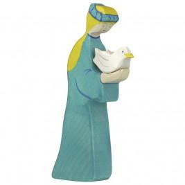 Femme de Noé par Holztiger