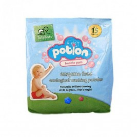 Laundry potion Totbots for cloth diapers perfume Bubble gum