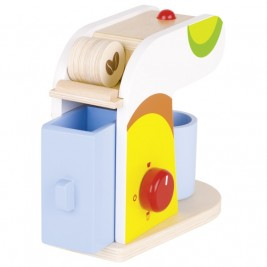 Coffee Machine wooden toy GOKI
