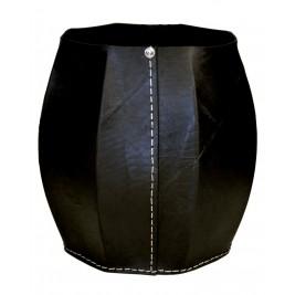 Large Jar octagonal ø55 tire recycled Tadé